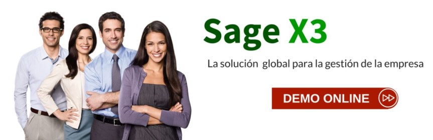 partner distribuidor sage x3 madrid