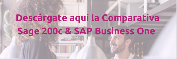 Diferencias entre Sage 200c y SAP Business One