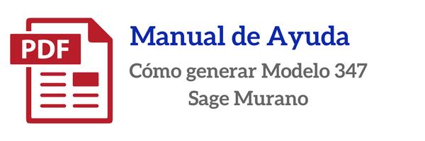 Manual de Ayuda Modelo 347 en Sage Murano