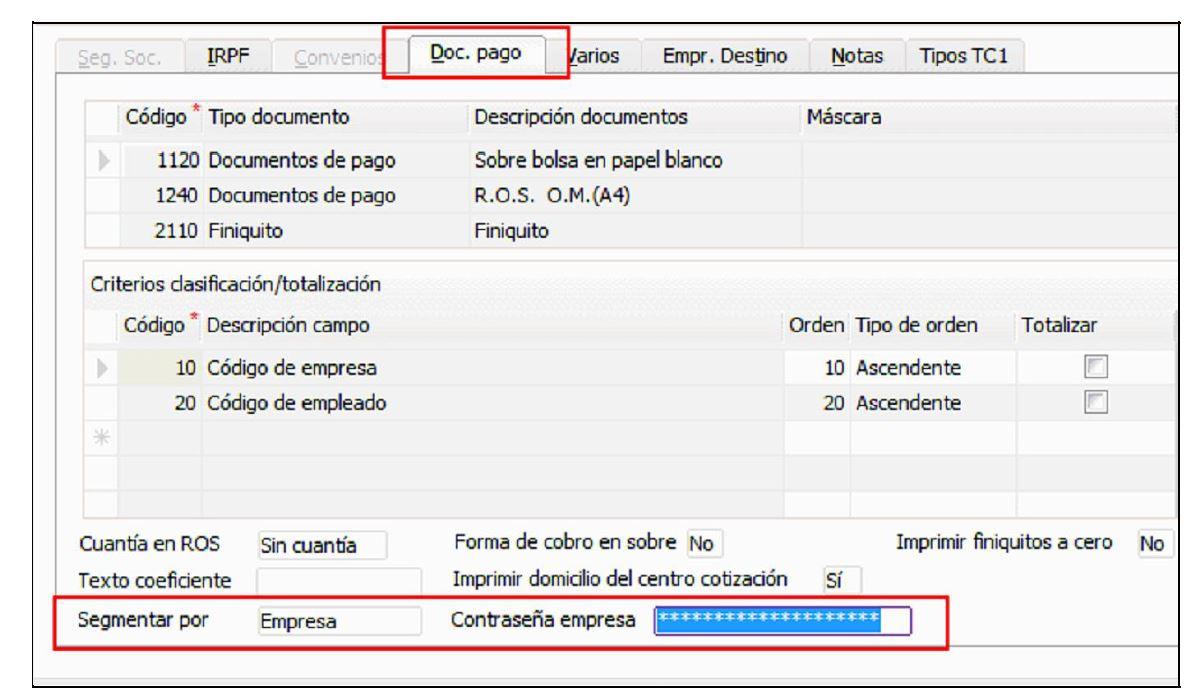 Sage Despachos ¿Cómo enviar las nóminas a la empresa por email?